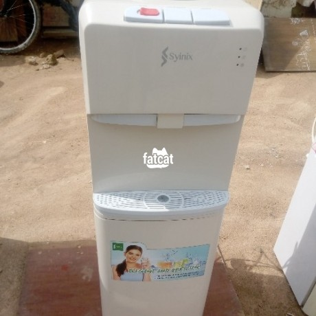 Classified Ads In Nigeria, Best Post Free Ads - fairly-used-water-dispenser-big-0