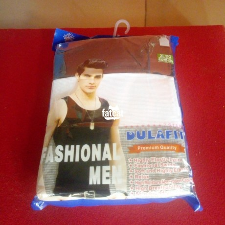 Classified Ads In Nigeria, Best Post Free Ads - 3-in-1-mens-high-quality-singlet-big-0
