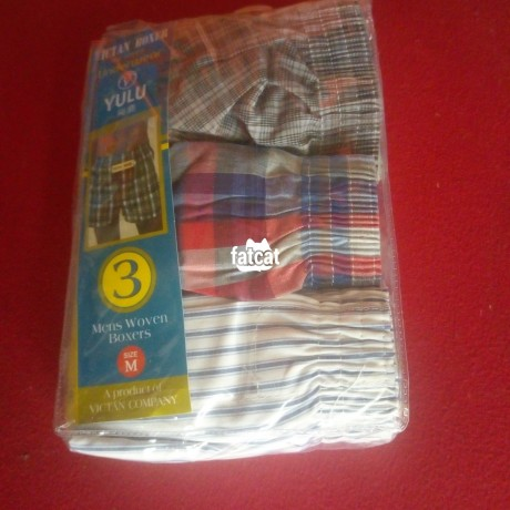 Classified Ads In Nigeria, Best Post Free Ads - victan-mens-boxers-big-0