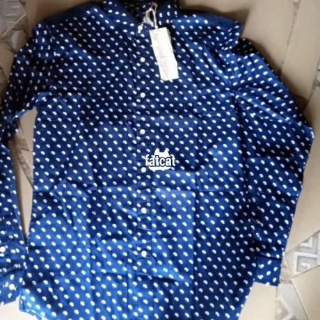 Classified Ads In Nigeria, Best Post Free Ads - affordable-versace-mens-long-sleeve-shirt-big-0