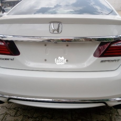 Classified Ads In Nigeria, Best Post Free Ads - foreign-used-honda-accord-2014-big-1