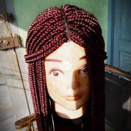 Classified Ads In Nigeria, Best Post Free Ads - braided-wig-in-ibadan-oyo-for-sale-big-1