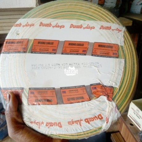 Classified Ads In Nigeria, Best Post Free Ads - wires-electrical-cables-big-1