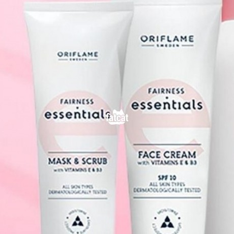Classified Ads In Nigeria, Best Post Free Ads - set-of-fairness-essential-cream-big-1