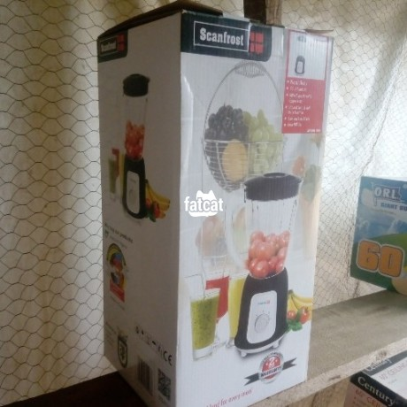 Classified Ads In Nigeria, Best Post Free Ads - scanfrost-electric-blender-big-1