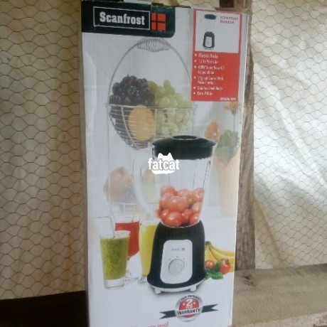Classified Ads In Nigeria, Best Post Free Ads - scanfrost-electric-blender-big-0