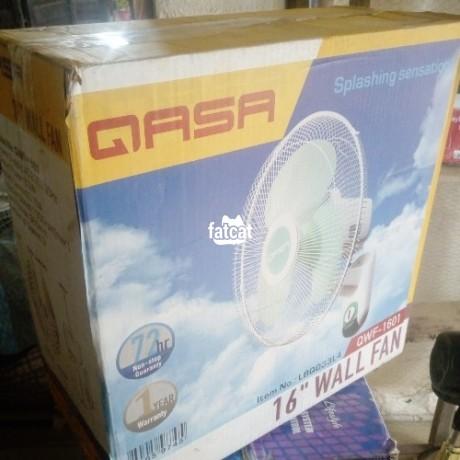 Classified Ads In Nigeria, Best Post Free Ads - qasa-16-wall-fan-big-2