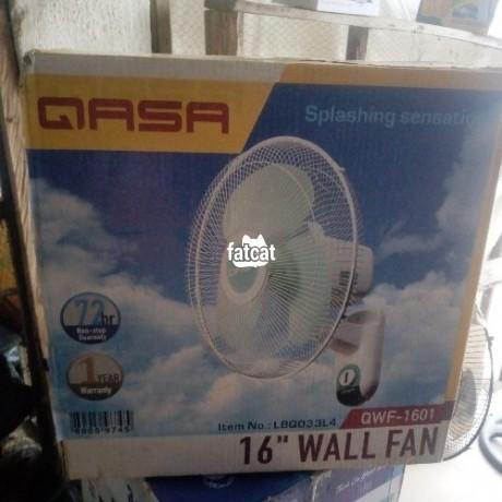 Classified Ads In Nigeria, Best Post Free Ads - qasa-16-wall-fan-big-0