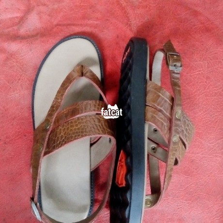 Classified Ads In Nigeria, Best Post Free Ads - unisex-leather-sandals-in-dakibiyu-abuja-fct-for-sale-big-1