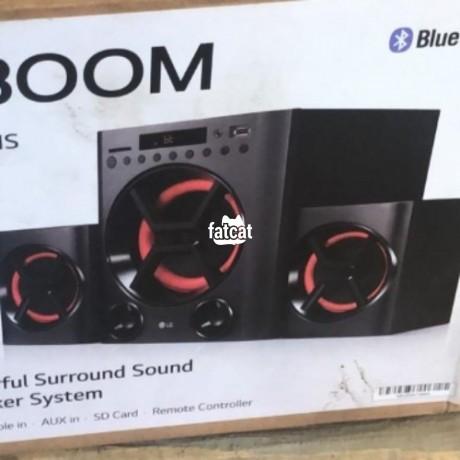 Classified Ads In Nigeria, Best Post Free Ads - lg-xboom-box-bluetooth-speaker-system-big-1