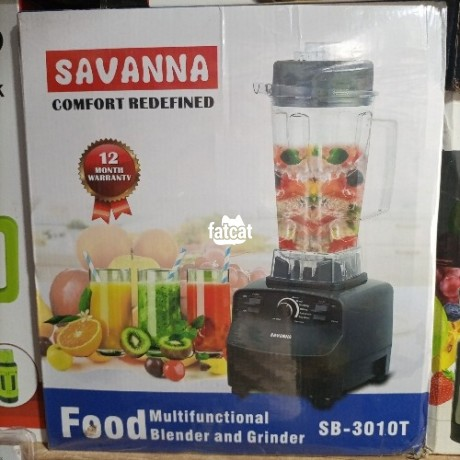 Classified Ads In Nigeria, Best Post Free Ads - savanna-pyramid-blender-big-0