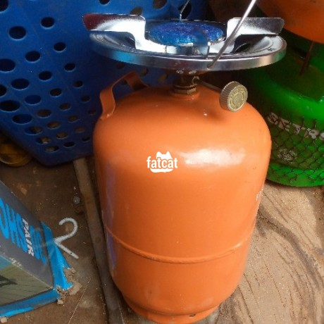 Classified Ads In Nigeria, Best Post Free Ads - 5kg-gas-cylinder-with-burner-big-1