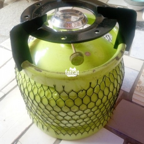 Classified Ads In Nigeria, Best Post Free Ads - 6kg-gas-cylinder-with-burner-big-0