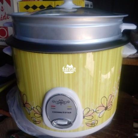 Classified Ads In Nigeria, Best Post Free Ads - 3l-rice-cooker-big-1