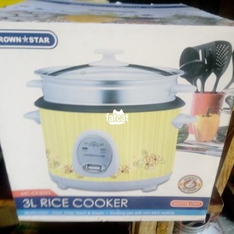 Classified Ads In Nigeria, Best Post Free Ads - 3l-rice-cooker-big-0