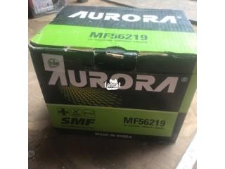 Quality Aurora 62AH Battery