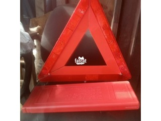Quality Warning Triangle