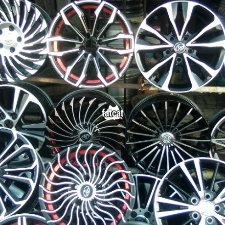 Classified Ads In Nigeria, Best Post Free Ads - general-merchant-of-tyres-and-wheels-both-old-and-new-big-1