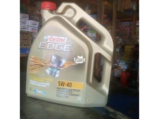 Original Castrol Edge Car Lubricant Oil