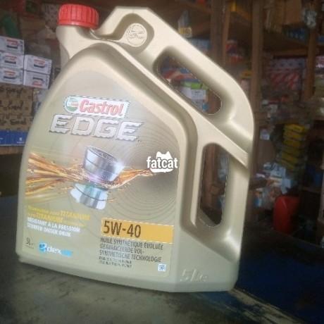 Classified Ads In Nigeria, Best Post Free Ads - original-castrol-edge-car-lubricant-oil-big-0