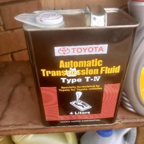 Classified Ads In Nigeria, Best Post Free Ads - 4-liters-original-toyota-automatic-transmission-fluid-big-0