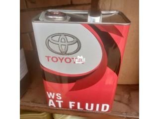 Original Toyota WS AT Fluid