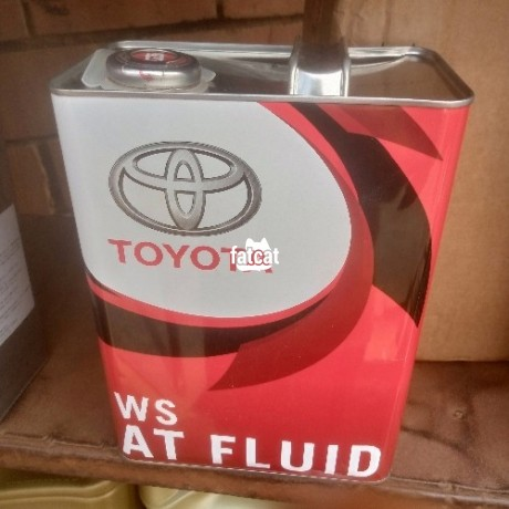 Classified Ads In Nigeria, Best Post Free Ads - original-toyota-ws-at-fluid-big-0