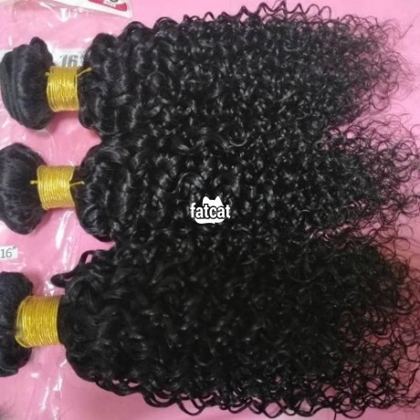 Classified Ads In Nigeria, Best Post Free Ads - virgin-hair-100-human-hair-big-0