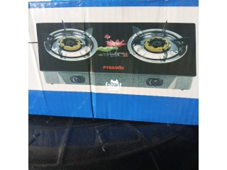 Table Gas Cooker... Glass Top