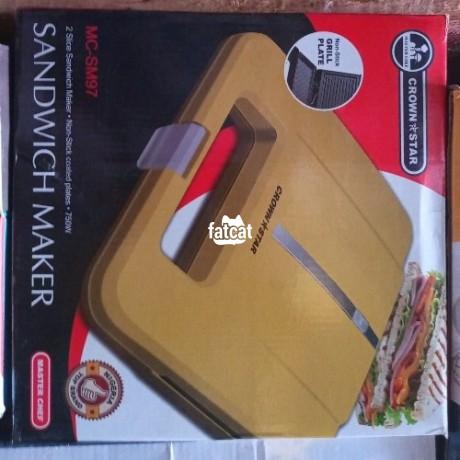 Classified Ads In Nigeria, Best Post Free Ads - shawama-toaster-big-0