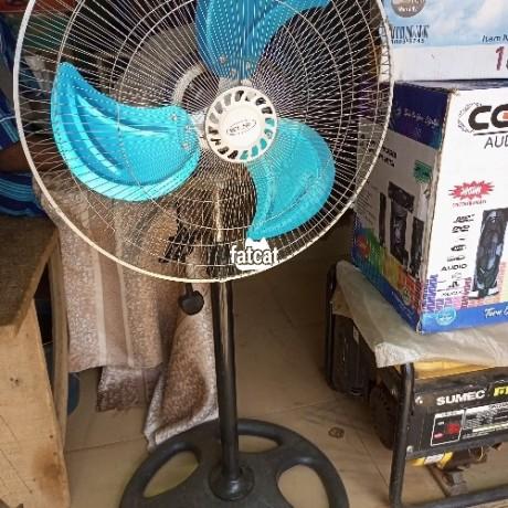 Classified Ads In Nigeria, Best Post Free Ads - standard-product-standing-fan-16-inch-big-0