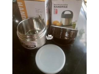 Heat Preservation Handpan 1000ML Back to School Kids Food Warmer