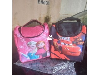 Quality and Strong Spiderman and Sophia Lunch Bag
