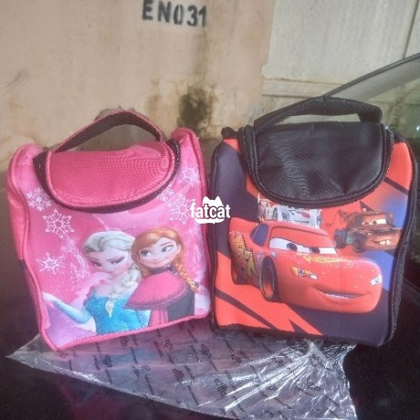 Classified Ads In Nigeria, Best Post Free Ads - quality-and-strong-spiderman-and-sophia-lunch-bag-big-0