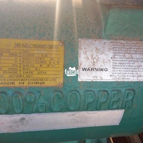 Classified Ads In Nigeria, Best Post Free Ads - 100-copper-lister-generator-18kva-capacity-big-2