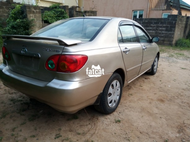 Classified Ads In Nigeria, Best Post Free Ads - used-toyota-corolla-2008-in-ikeja-lagos-for-sale-big-0