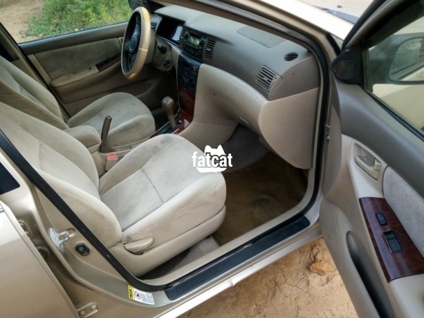 Classified Ads In Nigeria, Best Post Free Ads - used-toyota-corolla-2008-in-ikeja-lagos-for-sale-big-4