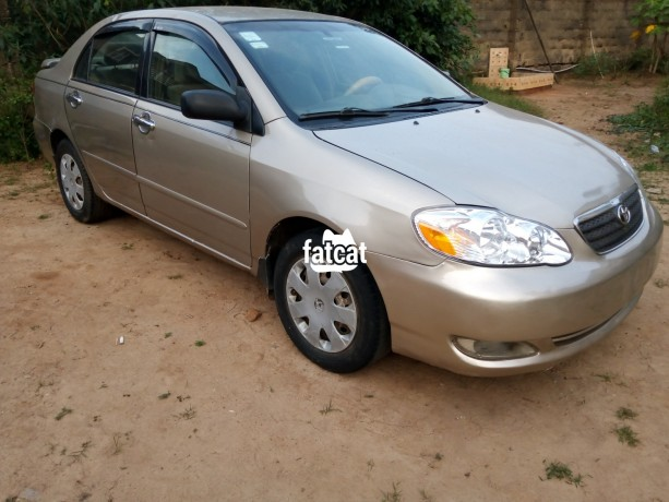 Classified Ads In Nigeria, Best Post Free Ads - used-toyota-corolla-2008-in-ikeja-lagos-for-sale-big-1