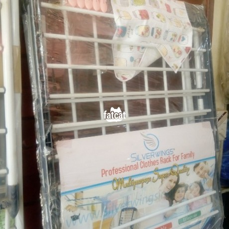 Classified Ads In Nigeria, Best Post Free Ads - quality-and-durable-baby-rack-big-0