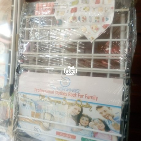 Classified Ads In Nigeria, Best Post Free Ads - quality-and-durable-baby-rack-big-1