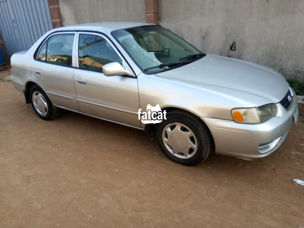 Classified Ads In Nigeria, Best Post Free Ads - used-toyota-corolla-2001-in-ikeja-lagos-for-sale-big-0