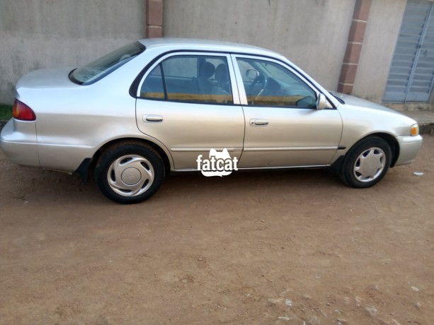 Classified Ads In Nigeria, Best Post Free Ads - used-toyota-corolla-2001-in-ikeja-lagos-for-sale-big-1