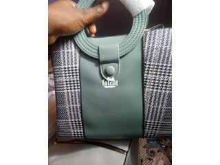 Mint Green Handbag