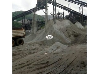Sand, Stone, Gravel in Bwari for Sale and Supply