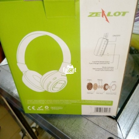 Classified Ads In Nigeria, Best Post Free Ads - zealot-bluetooth-headphones-big-2