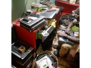 Laptop Computers, Mobile Phones, Tablets Repair Services