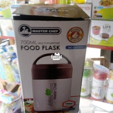 Classified Ads In Nigeria, Best Post Free Ads - master-chef-multi-purpose-food-flask-700ml-big-2