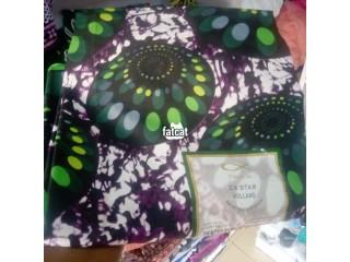 Ankara Holland Fabrics