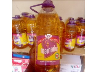 Mamador Pure Vegetable Oil