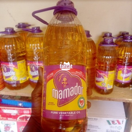 Classified Ads In Nigeria, Best Post Free Ads - mamador-pure-vegetable-oil-big-0